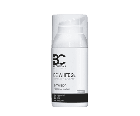 BE WHITE EMULSION 2%